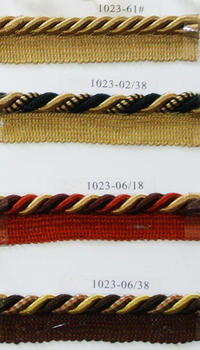 Tri Color Lip Cording